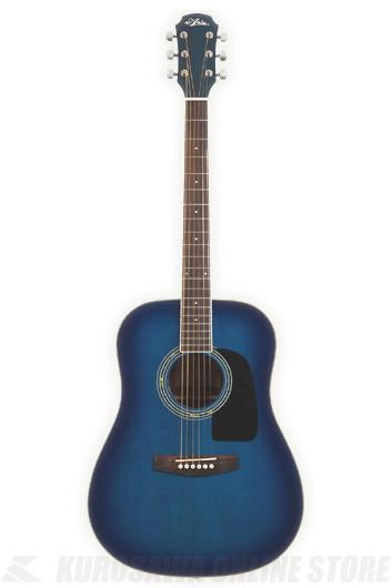 Aria AD-18 BLS (Blue Shade)《アコースティックギター》【送料無料】【ONLINE STORE】
