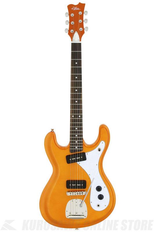 ARIA DM-01 MOR(Metallic Orange) 《エレキギター》【送料無料】【ONLINE STORE】