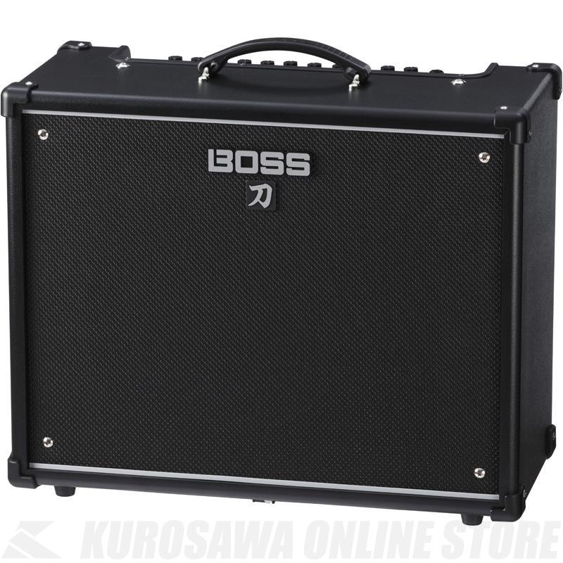 BOSS KATANA-100 KTN-100 Guitar Amplifier《ギターアンプ/コンボアンプ》【送料無料】【ONLINE STORE】