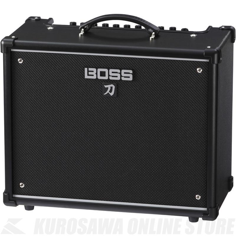 BOSS KATANA-50 KTN-50 Guitar Amplifier《ギターアンプ/コンボアンプ》【送料無料】【ONLINE STORE】