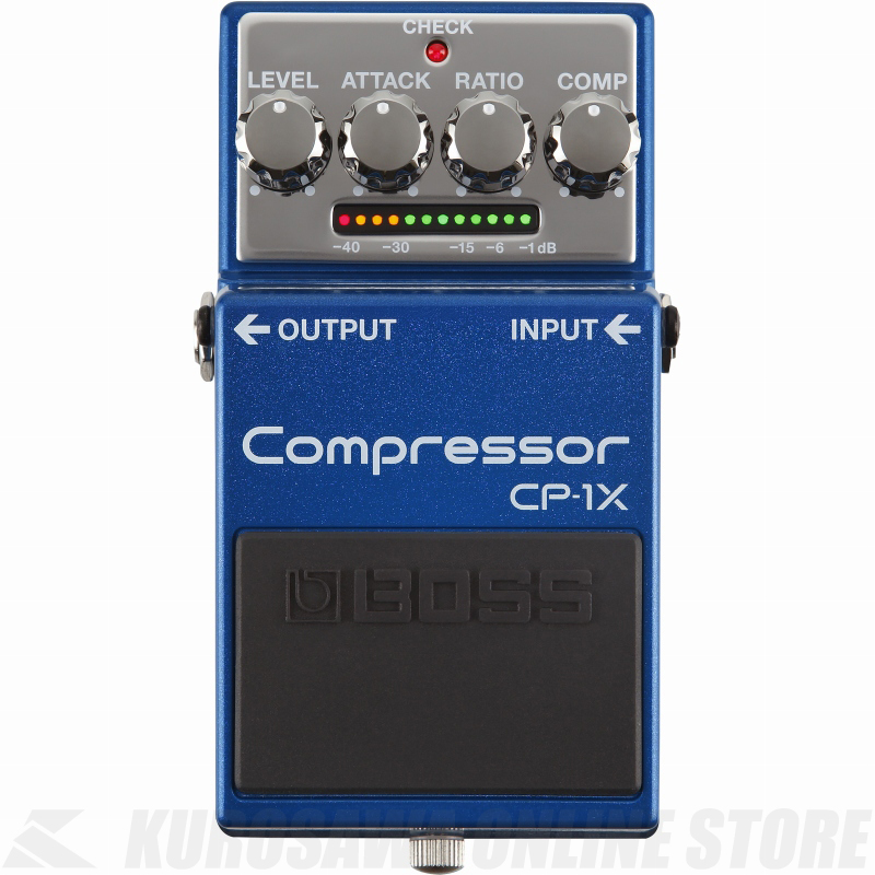 BOSS CP-1X Compressor《エフェクター/コンプレッサー》【ご予約受付中】【送料無料】【ONLINE STORE】