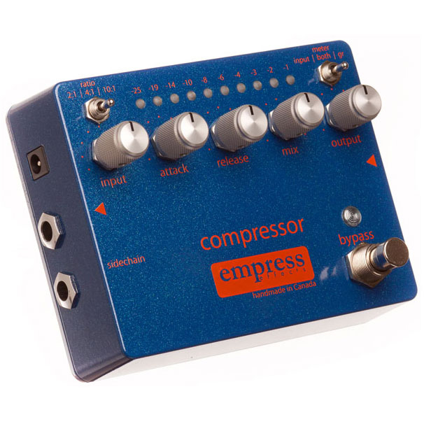 Empress Effects Compressor Compressor Guitar Pedal 《エフェクター/コンプレッサー》【送料無料】【ONLINE STORE】