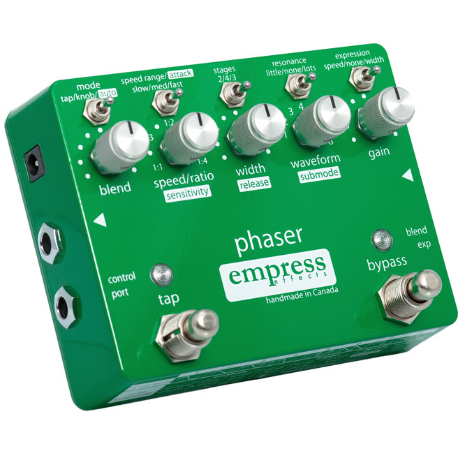 Empress Effects Phaser Multi Function Phaser 《エフェクター/フェイザー》【送料無料】【ONLINE STORE】