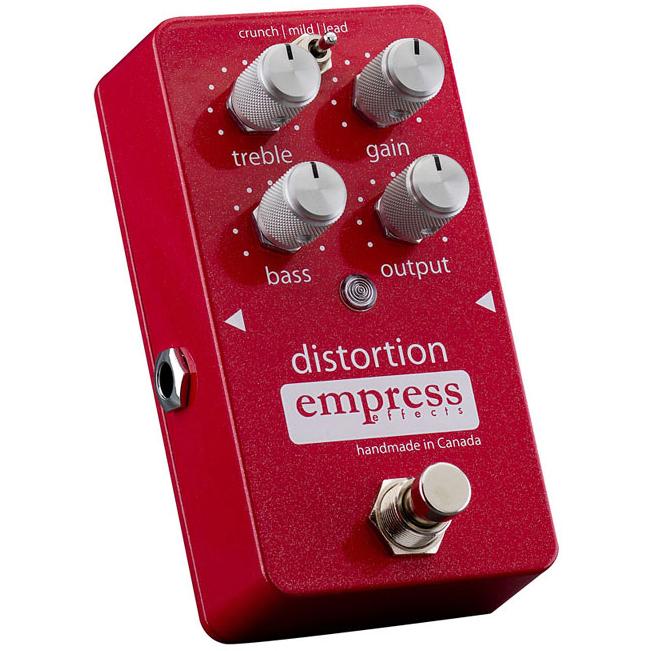 エフェクター 《エンプレスエフェクト》 Empress Effects Distortion Guitar STORE ONLINE ディストーション》 10%OFF Pedal 《エフェクター 送料無料 店内限界値引き中&セルフラッピング無料