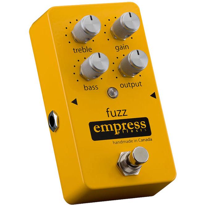 限定版 Empress Guitar Effects FUZZ Fuzz Fuzz Guitar STORE】 Pedal 《エフェクター/ファズ》【送料無料】【ONLINE STORE】, ライパラ!:3f515589 --- fencepanelgrips.co.uk