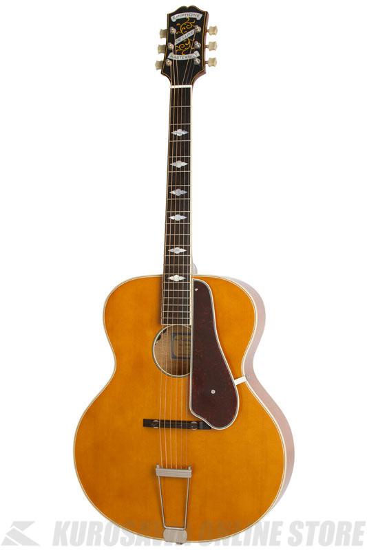 Epiphone Masterbilt De Luxe Acoustic/Electric Guitar(Vintage Natural)[ETD1VNNH1]《アコースティックギター/エレアコ》【送料無料】【ONLINE STORE】