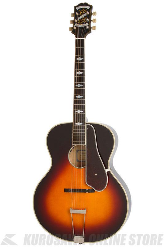 Epiphone Masterbilt De Luxe Acoustic/Electric Guitar(Vintage Sunburst)[ETD1VSNH1]《アコースティックギター/エレアコ》【送料無料】【ONLINE STORE】