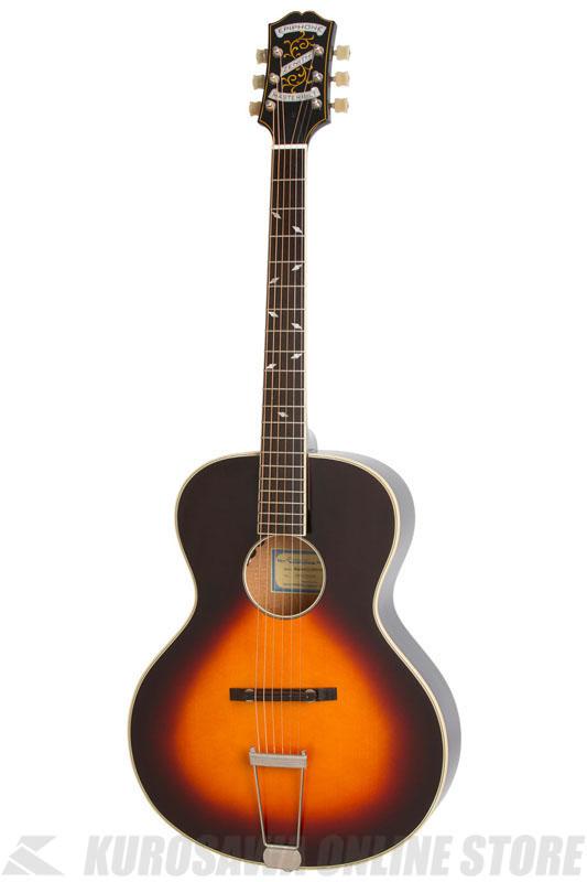 Epiphone Masterbilt Zenith Acoustic/Electric Guitar (Vintage Sunburst)[ETZ1VSNH1]《アコースティックギター/エレアコ》【送料無料】【ONLINE STORE】