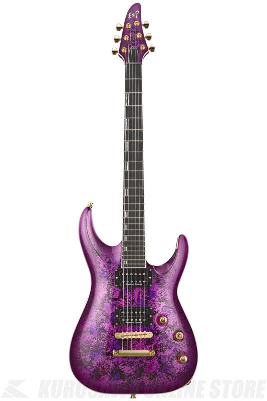 ESP HORIZON-PT NT Sugilite (Violet Pearl Black) 《エレキギター》【受注生産品】【送料無料】【ONLINE STORE】