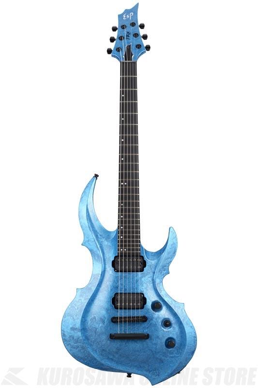 ESP Original Series FRX NT LQMBL (Liquid Metal Blue) 《エレキギター》【送料無用】【受注生産品】【ONLINE STORE】
