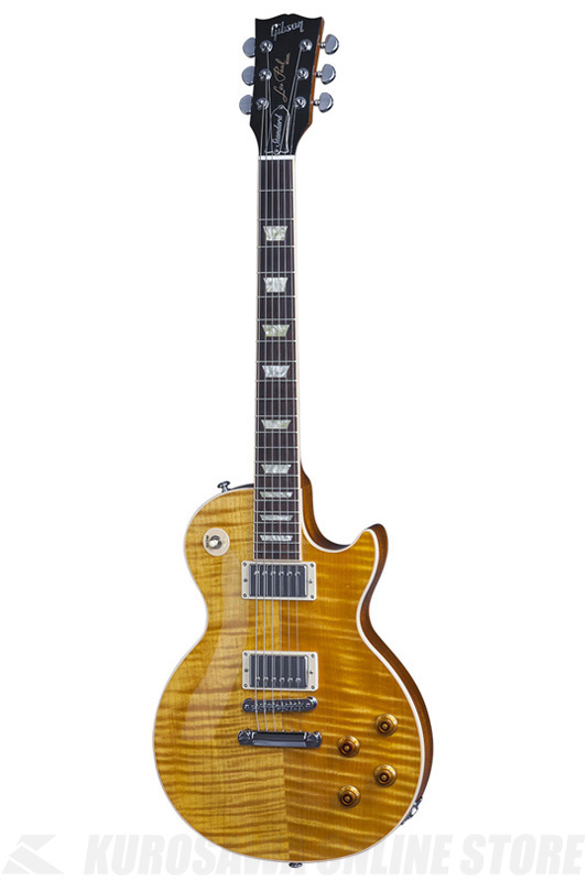 Gibson Les Paul Standard 2016 Traditional (Translucent Amber)[LPNSTDPTACH1]《エレキギター》【送料無料】【ONLINE STORE】