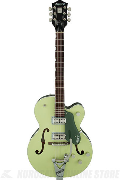 Gretsch G6118T-SGR Players Edition Anniversary (Smoke Green)《エレキギター》【送料無料】【ONLINE STORE】