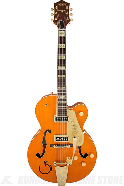 Gretsch G6120T-55 VS Vintage Select Edition '55 Chet Atkins (Western Orange Stain)《エレキギター》【送料無料】【ONLINE STORE】