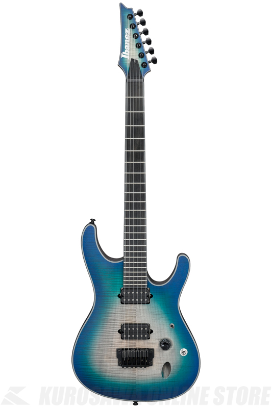 Ibanez Iron Label Series SIX6FDFM-BCB (マンスリープレゼント)【ONLINE STORE】