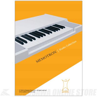 Manikin Electronic Studio Collection《Memotronシリーズ専用サウンドライブラリ》【ONLINE STORE】