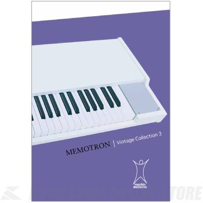 Manikin Electronic Vintage Collection 3《Memotronシリーズ専用サウンドライブラリ》【ONLINE STORE】