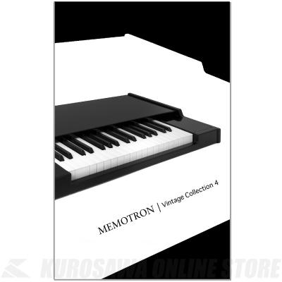 Manikin Electronic Vintage Collection 4《Memotronシリーズ専用サウンドライブラリ》【ONLINE STORE】