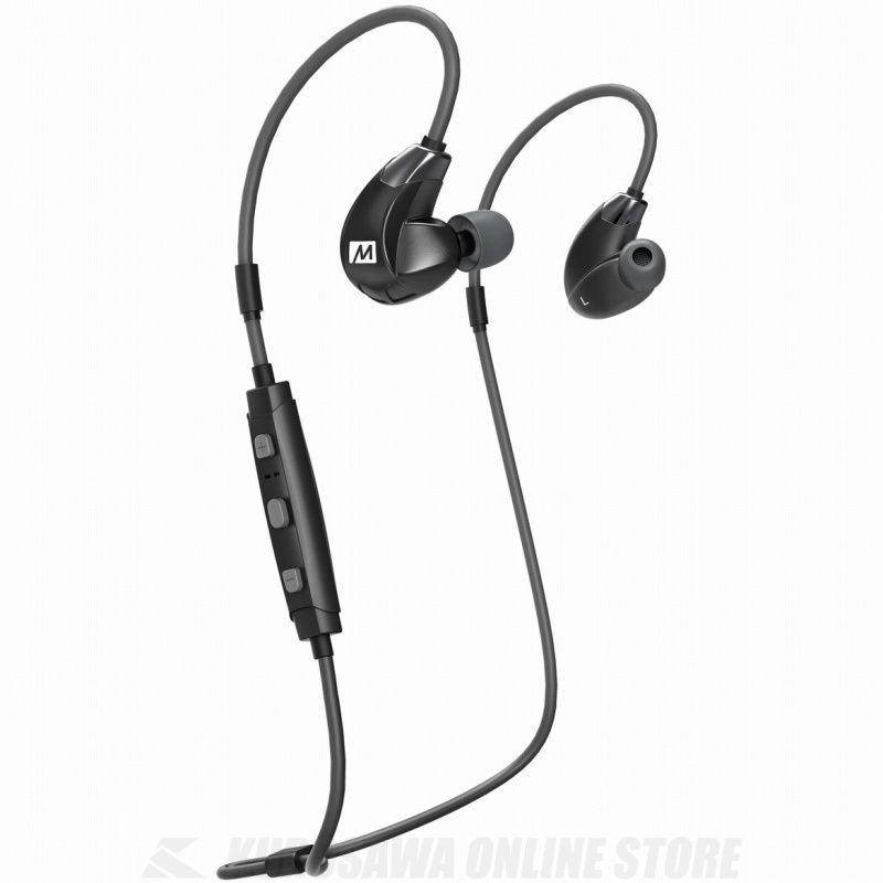 MEE AUDIO X7Plus Stereo Bluetooth Wireless Sports In-Ear HD Headphones with Memory Wire《イヤホン》【送料無料】【ONLINE STORE】