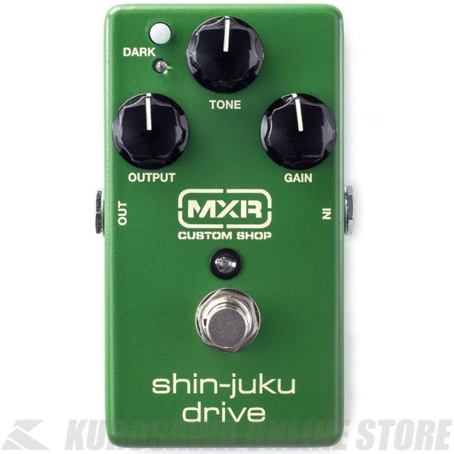 【SALE】MXR Custom Shop / CSP035 shin-juku drive 《エフェクター/オーバードライブ》【送料無料】【ONLINE STORE】