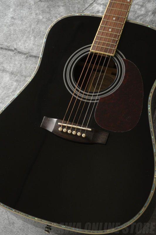 Stafford SF-400D-BLK (ブラック)《アコースティックギター》【送料無料】【ONLINE STORE】