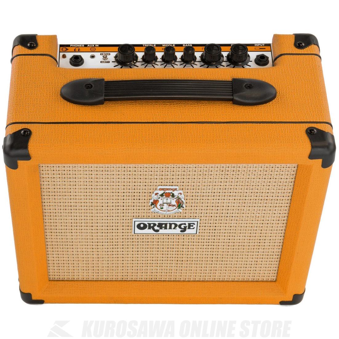 豪華で新しい Orange Crush Series Crush STORE】 Crush 20 [Crush 20]《ギターアンプ/コンボアンプ》【送料無料 Orange】【ONLINE STORE】, アールトレードSHOP:dfd1bd4f --- canoncity.azurewebsites.net