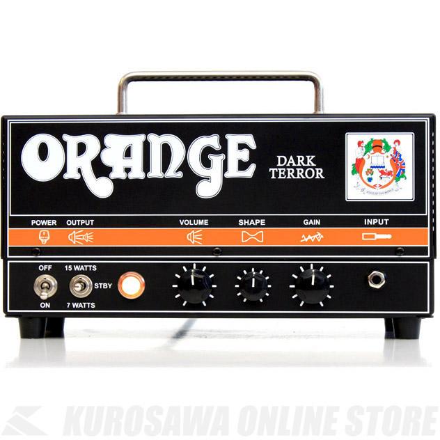 Orange Terror Series Dark Terror [Dark Terror]《ギターアンプ/ヘッドアンプ》【送料無料】【ONLINE STORE】