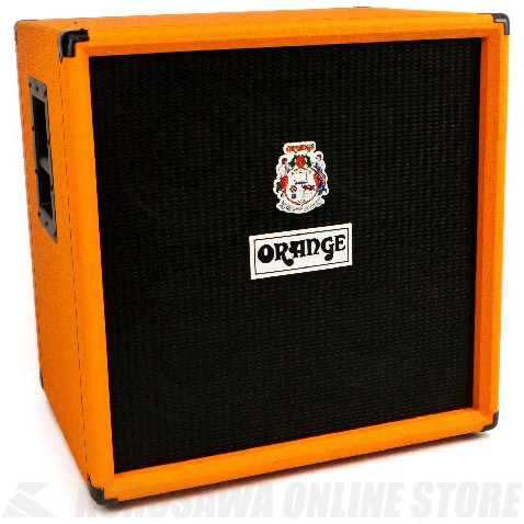 Orange Bass Guitar Speaker Cabinets OBC410 [OBC410]《ベースアンプ/キャビネット》【送料無料】 【スピーカーケーブルプレゼント】【ONLINE STORE】