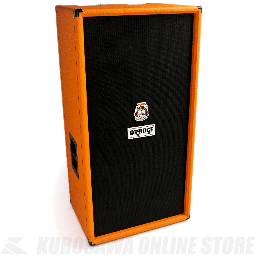 Orange Bass Guitar Speaker Cabinets OBC810 [OBC810]《ベースアンプ/キャビネット》【送料無料】 【スピーカーケーブルプレゼント】【ONLINE STORE】