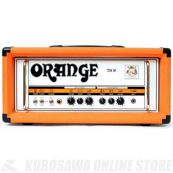 Orange TH Series TH30H [TH30H]《ギターアンプ/ヘッドアンプ》【送料無料】(ご予約受付中)【ONLINE STORE】