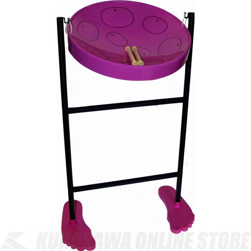Panyard Jumbie Jam スタンドキット (Purple) 《スティールパン》 【送料無料】【ONLINE STORE】