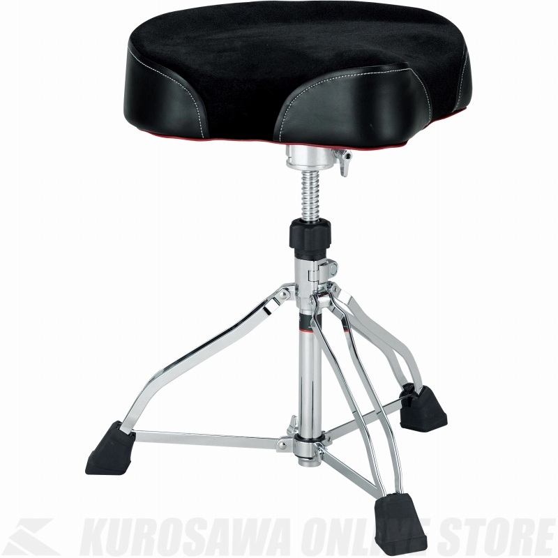 """TAMA 1 ST Chair ワイドライダー 3脚""""クロストップ""""スローン [HT530BC]《ドラムスローン》【送料無料】"""