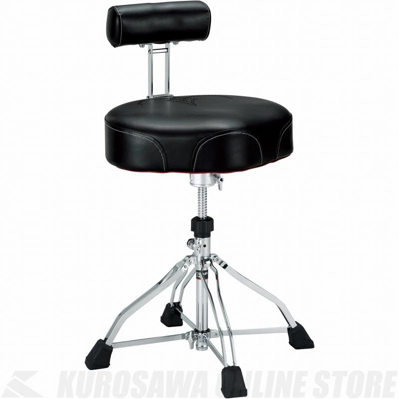 TAMA 1 ST Chair エルゴライダー 4脚 バックレスト付きスローン [HT741B]《ドラムスローン》【送料無料】【ONLINE STORE】