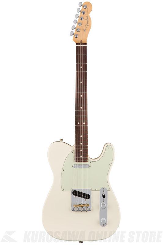 Fender American Professional Telecaster, Rosewood Fingerboard, Olympic White《エレキギター/テレキャスター》 【送料無料】【ONLINE STORE】, 杷木町:35e80713 --- mcafeestore.jp