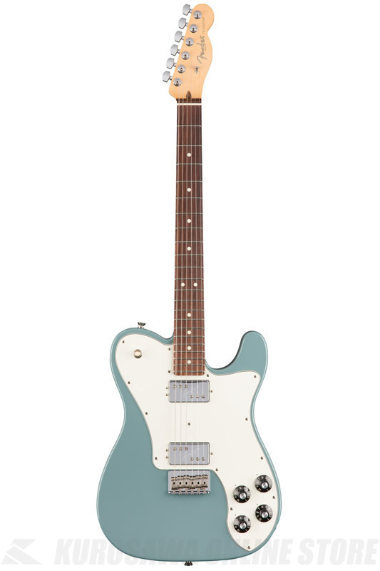 Fender American Professional Telecaster Deluxe Shawbucker, Rosewood Fingerboard, Sonic Gray《エレキギター/テレキャスター》 【送料無料】【ONLINE STORE】【2017冬キャンペーン】
