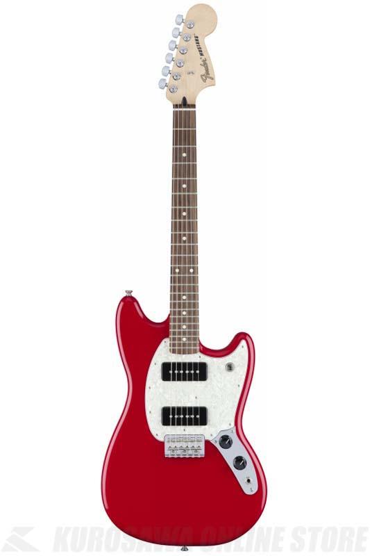 Fender Mustang 90, Pau Ferro Fingerboard, Torino Red(エレキギター/ムスタング) /0144043558 【ONLINE STORE】