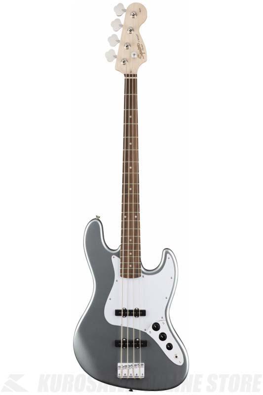 Squier Affinity Jazz Bass, Rosewood Fingerboard, Slick Silver[0310760581]《ベース/ジャズベース》【送料無料】【ONLINE STORE】