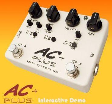 Xotic AC Plus【ONLINE STORE】