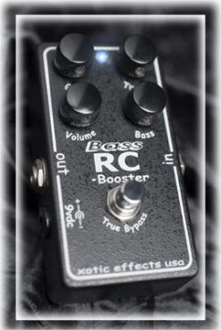 Xotic Bass RC Booster 【smtb-u】【ONLINE STORE】