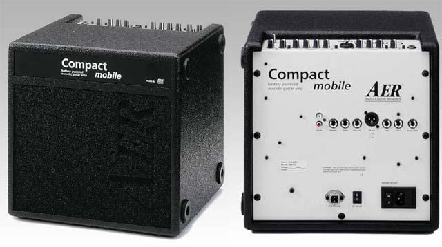 AER Compact-Mobile2 《アンプ》【送料無料】【ONLINE STORE】