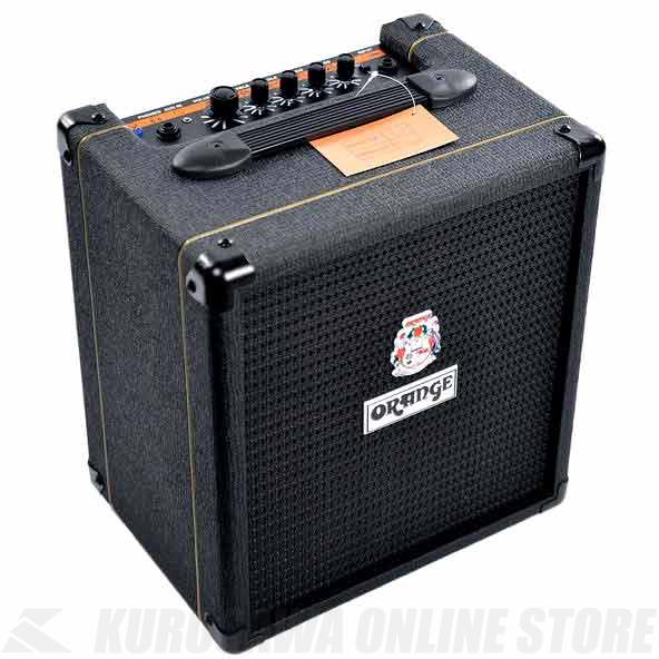 Orange Crush Pix 25 Watt Bass Amp Combo, 25 Watts Solid State [CRUSH 25B] (Black) 《ベースアンプ/コンボアンプ》 【送料無料】【ONLINE STORE】