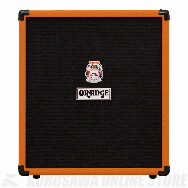 Orange Crush Pix 50 Watt Bass Amp Combo, 50 Watts Solid State [CRUSH 50B] (Orange) 《ベースアンプ/コンボアンプ》 (ご予約受付中)【送料無料】【ONLINE STORE】