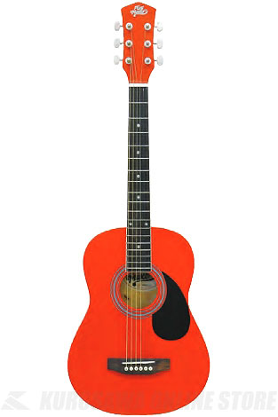 PLAYMAKER PMSA12OR 1/2 ACOUSTIC GUITAR《ミニアコースティックギター》【ONLINE STORE】