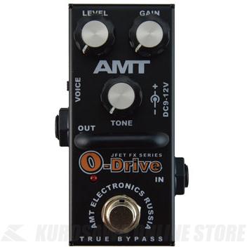 AMT O-Drive mini 《エフェクター/オーバードライブ/ディストーション》 【送料無料】(ご予約受付中)【ONLINE STORE】