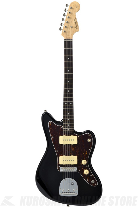 Bacchus Global Series BJM-82MG (BLK/Rosewood Fingerboard) 《エレキギター》【送料無料】【ONLINE STORE】