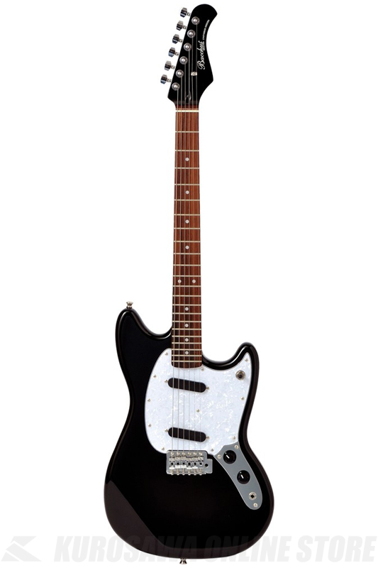 Bacchus Universe Series BMS-1R (BLK/Rosewood Fingerboard) 《エレキギター》【送料無料】【ONLINE STORE】