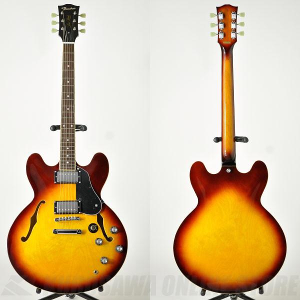 Bacchus Global Series BSA-80 (SB/Rosewood Fingerboard) 《エレキギター》【送料無料】【ONLINE STORE】