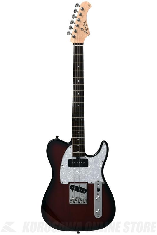 Bacchus Global Series TACTICS PLD MAHO (BR-SB/Rosewood Fingerboard) 《エレキギター》【送料無料】【ONLINE STORE】