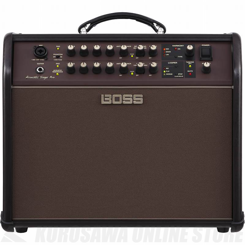 BOSS ACS-PRO Acoustic Singer 《アコースティックアンプ》【送料無料】