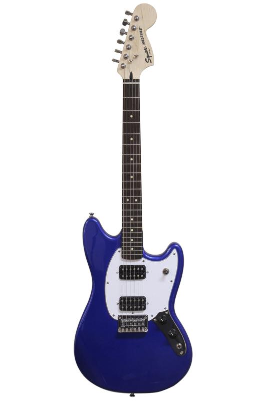 Squier Bullet Mustang HH (Imperial Blue / Rosewood Fingerboard) 《エレキギター/ ムスタング》【送料無料】(ご予約受付中)【ONLINE STORE】