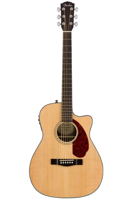 Fender CC-140SCE (Natural / Rosewood Fingerboard) 《アコースティックギター/エレアコ》【送料無料】(ご予約受付中)【ONLINE STORE】